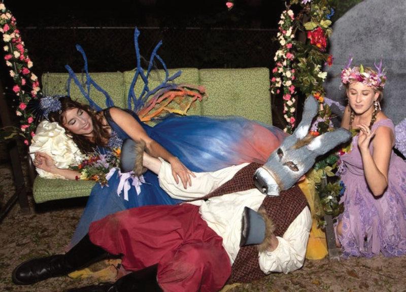 ARTY HAPPENINGS: SAMPLEOPEN-AIR SHAKESPEARE, ARTI-SANS FAIRE
