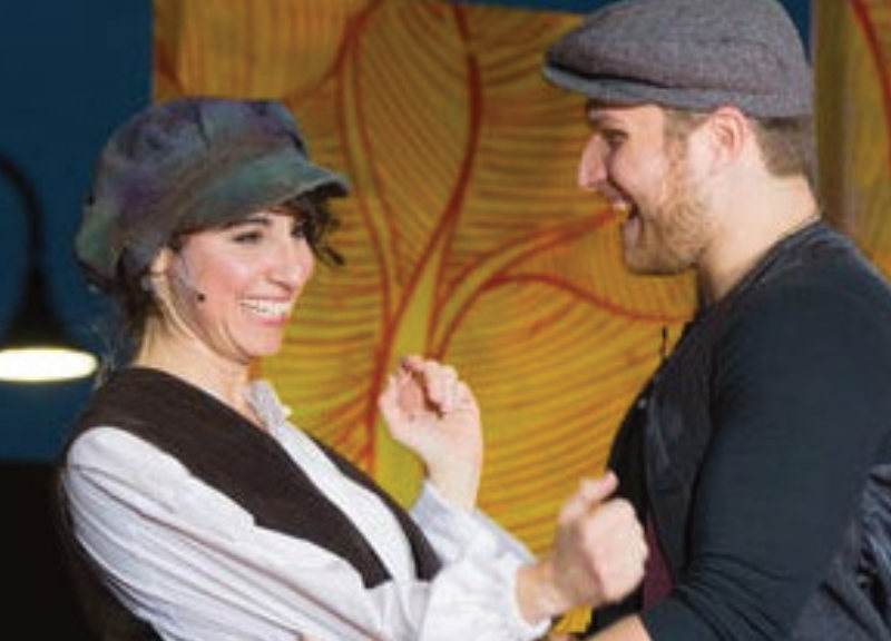 Tie This on for Size: Shakespeare Uncorked Fundraiser Has Gender-bending Fun